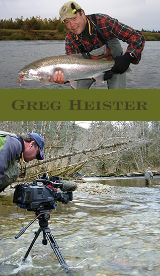 Greg Heister - Seasons On The Fly Host